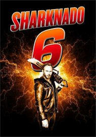 Last Sharknado - Its About Time (DVD