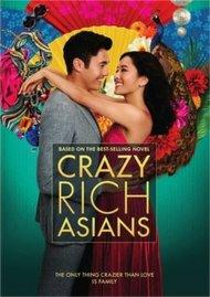Crazy Rich Asians (DVD)