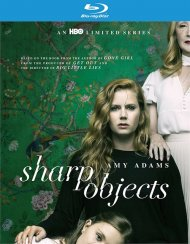 Sharp Objects (BLU-RAY/DIGITAL HD/O-SLEEVE/2DISC)
