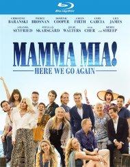 Mamma Mia - Here We Go Again (4KUHD/BLU-RAY/DIGITAL)