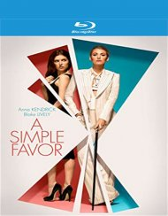 A Simple Favor (BR/DVD/W-DIGITAL)(ENG W/SPAN-SUB)