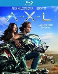 A.X.L. (BR/DVD/2DISCS)