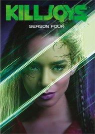 Killjoys - Season Four (DVD)