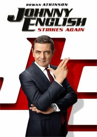 Johnny English Strikes Again (DVD)