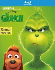 Dr Seuss - Grinch (3DBR/BR/DIG)
