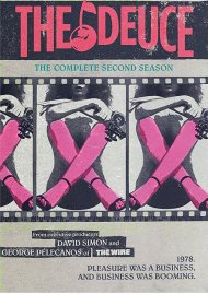 Deuce, The: The Complete Second Season (DVD/DIG)