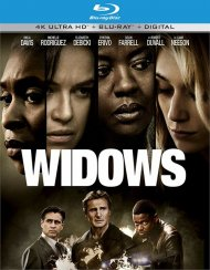 Widows (4K Ultra HD+ Blu-ray + Digital)