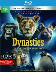 Dynasties (4K UHD/Blu-ray)