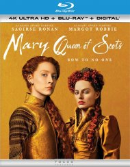 Mary Queen of Scots (4K Ultra HD+Blu-ray+Digital)