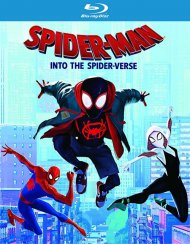 Spider-man: Into the Spider-verse (BR/DVD/W-DIGITAL)