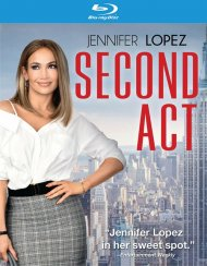 Second Act (BLU-RAY/DVD/DIGITAL)