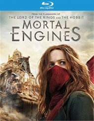 Mortal Engines (BLU-RAY/DVD/DIGITAL)