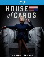 House of Cards - Complete Sixth Season (BR)