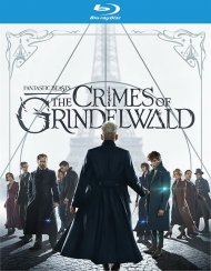 Fantastic Beasts - Crimes of Grindelwald (4K-UHD/BLU-RAY/DIG/2DISC)