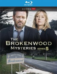 Brokenwood Mysteries, The: Series 5 (BLU-RAY)(2DISCS/WS/ENG/ENG)
