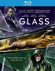 Glass (4KUHD/BLU-RAY/DIGITAL)