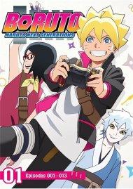 Boruto: Naruto Next Generations - Set 1 (DVD/2 DISC)