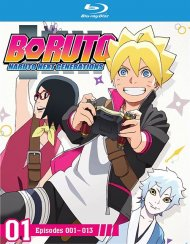 Boruto: Naruto Next Generations (BLU-RAY/2 DISC)