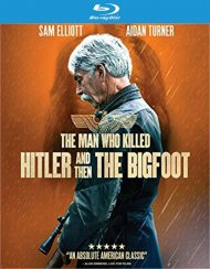 Man Who Killed Hitler and then The Bigfoot, The (BLU-RAY)