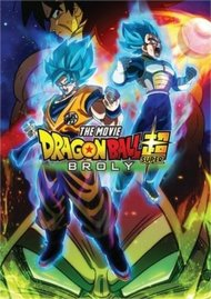Dragon Ball Super - Broly The Movie (DVD/DIGITAL/ENGLISH-SUB)