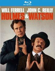 Holmes and Watson (BR/DVD/W-DIGITAL)
