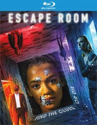 Escape Room (Blu-ray+DVD+Digital)