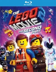 Lego Movie 2 - The Second Part, The (BLU-RAY/DVD/DIGITAL/2 DISC)