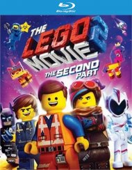 Lego Movie 2 - The Second Part, The (BLU-RAY/4K-UHD/DIGITAL/2 DISC)