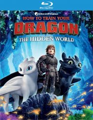 How to Train Your Dragon: Hidden World (BLU-RAY/DVD/DIGITAL)