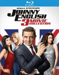 Johnny English 3-Movie Collection (BLU-RAY)