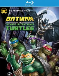 Batman vs Teenage Mutant Ninja Turtles (BLU-RAY/4K-UHD/DIGITAL/2 DISC)