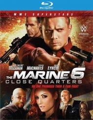Marine 6 - Close Quarters, The (BLURAY)