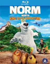 Norm of the North: King Sized Adventure (BLURAY/DIGITAL)