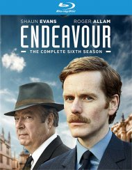 Masterpiece Mystery: Endeavour Season 6 (BLURAY)