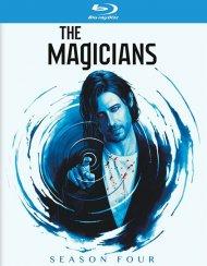 Magicians, The: Season Four (BLURAY/DIGITAL)