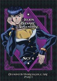 Jojos Bizarre Adventure Set 4:Diamond is Unbreakable Part 1