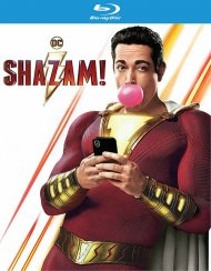 Shazam! (Blu-ray+DVD+Digital)