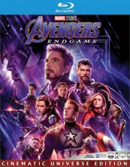 Avengers: Endgame (BLURAY/4KUHD/DIGITAL)