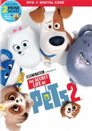 Secret Life of Pets 2, The (DVD/DIGITAL)