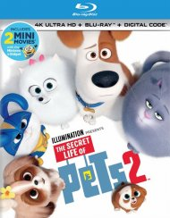 Secret Life of Pets, The (4KUHD/BLURAY/DIGITAL)