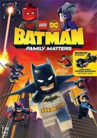 Lego DC Batman: Family Matters (BONUS BATMOBILE)