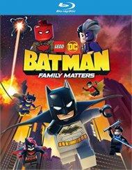 Lego DC Batman: Family Matters (BLURAY)