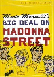Big Deal On Madonna Street: The Criterion Collection