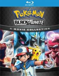 Pokemon Black & White 4-Movie Collection (BLURAY)