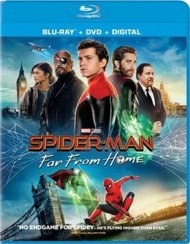 Spiderman: Far From Home(BR/DVD/Digital)