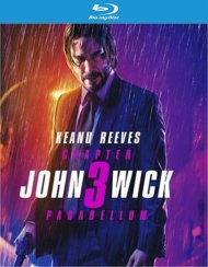 John Wick: Chapter 3 Parabellum (BLURAY/DIGITAL)