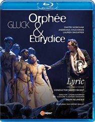 Gluck: Orphee Et Eurydice (BLU-RAY)