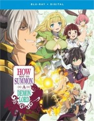 How Not to Summon a Demon Lord: The Complete Series (Blu-ray+Digital)