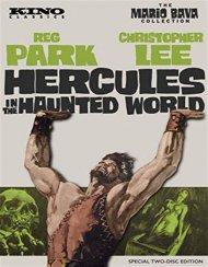 Hercules In The Haunted World (BLU-RAY)