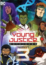Young Justice Outsiders: The Complete Third Season